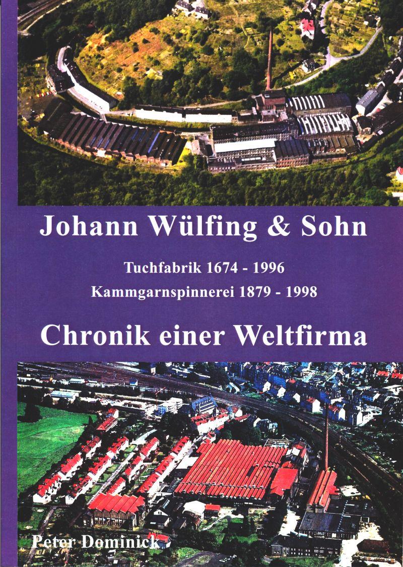 Wülfing-Buch Titelblatt