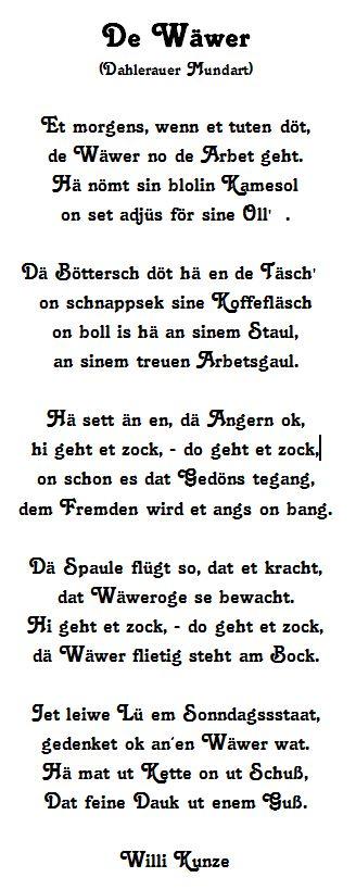 Willi Kunze - De Waewer