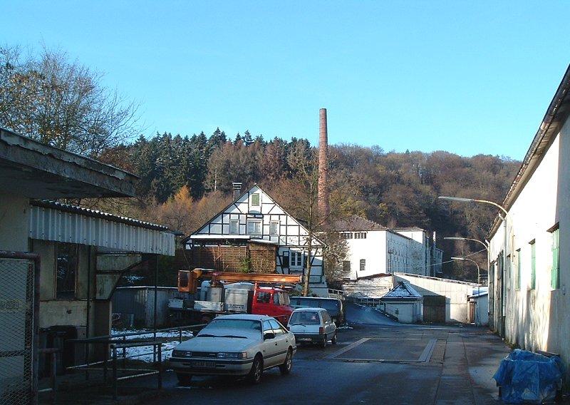 Wilhelmstal-AltePapierfabrik