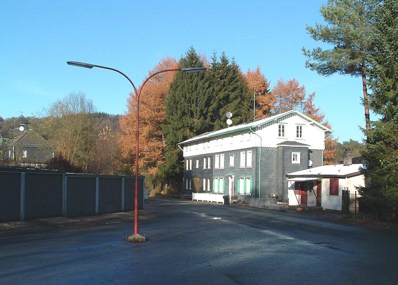 Wilhelmstal-Bahnhof