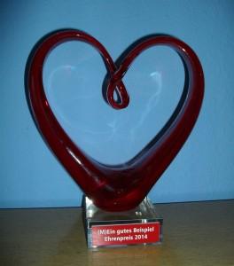 Auszeichnung Bürgerverein